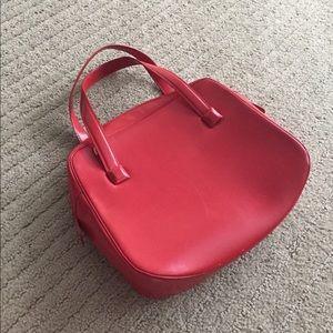 Jacono Vintage Red Purse